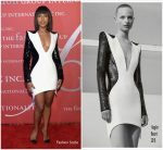 Kerry Washington In Mugler  At  34th Annual Night of Stars Gala
