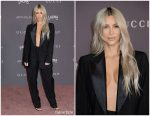 Kim Kardashian West In Vintage Gucci – 2017 LACMA Art + Film Gala