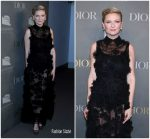 Kirsten Dunst  In Christian Dior – 2017  Guggenheim International Gala