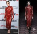 Kristen Stewart  In Julien Macdonald  – 2017 ​​American Cinematheque Awards Honoring Amy Adams
