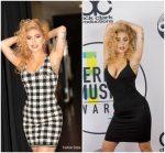 Lady Gaga  Pays Tribute To   Azzedin Alaia  @ 2017 AMAs