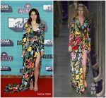 Lana Del Rey In Gucci At  2017 MTV EMAs