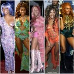 Lil Kim Fashion Style Evolution