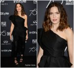 Mandy Moore at HFPA And Instyle Celebration Of The 2018 Golden Globe Awards