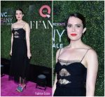 Mandy Moore  In Adam Lippes  @ 24th Annual QVC Presents 'FFANY Shoes on Sale' Gala In New York