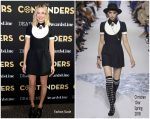 Margot Robbie In Christian Dior  At  Deadline Contenders Festival