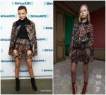 Millie Bobby Brown In Giamba – Sirius XM