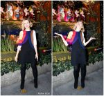 Naomi Watts In Sonia Rykiel – 2017 Saks Fifth Avenue & Disney 'Once Upon A Holiday'