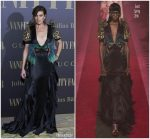 Nieves Alvarez In Gucci  @ Vanity Fair Party