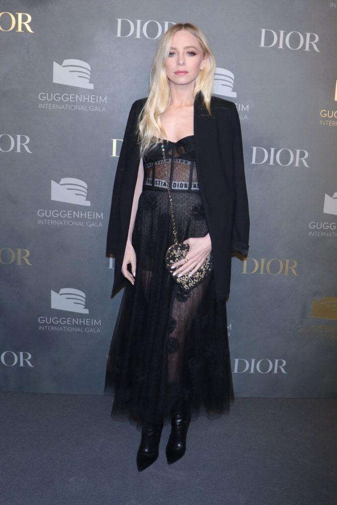 2017 Guggenheim International Gala Redcarpet Fashionsizzle