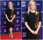 Reese Witherspoon In Oscar de la Renta  @ 2017 Gotham Independent Film Awards