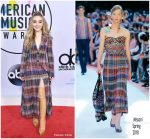 Sabrina Carpenter In Missoni   – 2017 American Music Awards