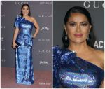Salma Hayek in Gucci –  2017 LACMA Art + Film Gala