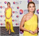 Selena Gomez in Calvin Klein -Lupus Research Alliance Gala