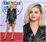 Selena Gomez  In Coach  – 2017 American Music Awards