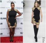 Serena Williams  In Versace – 2017 Glamour  Women of the Year Awards