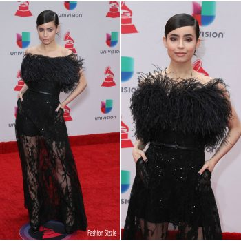 sofia-carson-in-elie-saab-2017-latin-grammy-awards