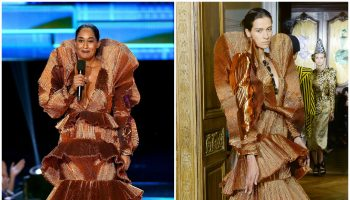 tracee-ellis-ross-hosts-2017-amas-in-ronald-van-der-kemp-couture