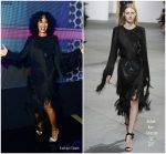 Tracee Ellis Ross In Michael Kors  Collection Hosting – 2017   American Music Awards