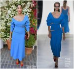 Tracee Ellis Ross In Prabal Gurung At  CFDA/Vogue Fashion Fund Show