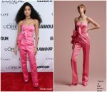 Zendaya Coleman   In Viktor and Rolf  – 2017 Glamour Women Of The Year Awards