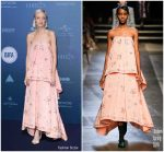 Andrea Riseborough In  Erdem –  2017 British Independent Film Awards