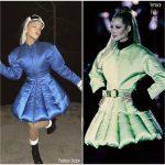 Ariana Grande  In Vintage  Versace – Instagram Pic