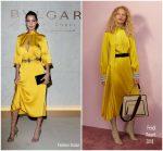 Bella Hadid In Fendi – Bulgari Resort Dubai Opening