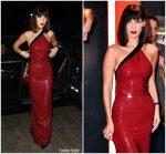 Bella Hadid In Ralph Lauren – TAG Heuer Flagship Opening