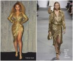Beyonce Knowles In  Michael Kors Collection – Instagram Pic