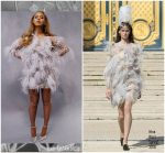 Beyonce Knowles in Nina Ricci – Instagram Pic