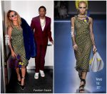 Beyonce Knowles In Versace – Celebrating Jay Z Birthday In New York