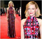 Cate Blanchett In Giorgio Armani – 2017 Dubai International Film Festival