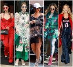 Celebrity Street Style Stars of 2017