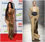 Demi Lovato In Frolov – 102.7 KIIS FM's Jingle Ball