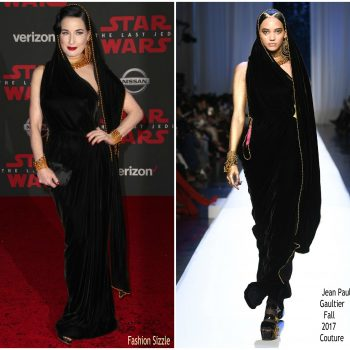 dita-von-teese-in-jean-paul-gaultier-star-wars-the-last-jedi-la-premiere