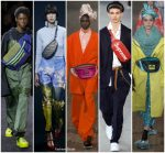 Fanny Packs Trend on The Runway