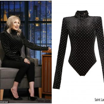 fergie-in-saint-saurent-late-night-with-seth-meyers