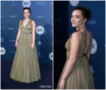 Florence Pugh In Miu Miu  At  British Independent Film Awards 2017