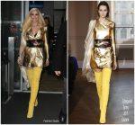 Gwen Stefani In Schiaparelli Couture – BBC Studios