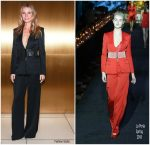 Gwyneth Paltrow In La Perla – La Perla Pre-Fall 2018 Dinner