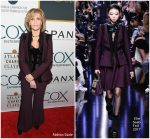 "Jane Fonda In  Elie Saab –  GCAPP's ""Eight Decades of Jane""  80th Birthday Party"