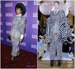 Janelle Monae In Thom Browne At Alvin Ailey's 2017 Opening Night Gala