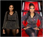 Jennifer Hudson In Jovani – The Voice