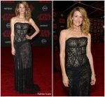 Laura Dern In Vivienne Westwood Couture  -Star Wars  :The Last Jedi LA Premiere