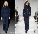 Margot Robbie In Calvin Klein Out In New York