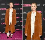 Margot Robbie in Calvin Klein @ 'I, Tonya' New York Premiere