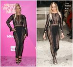 Mary J. Blige In  Julien Macdonald –  2017 Billboard Women in Music Awards