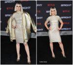 Noomi Rapace At 'Bright' LA  Premiere