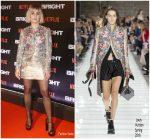 "Noomi Rapace  In Louis Vuitton @ Netflix's "" Bright "" Mumbai Premiere"
